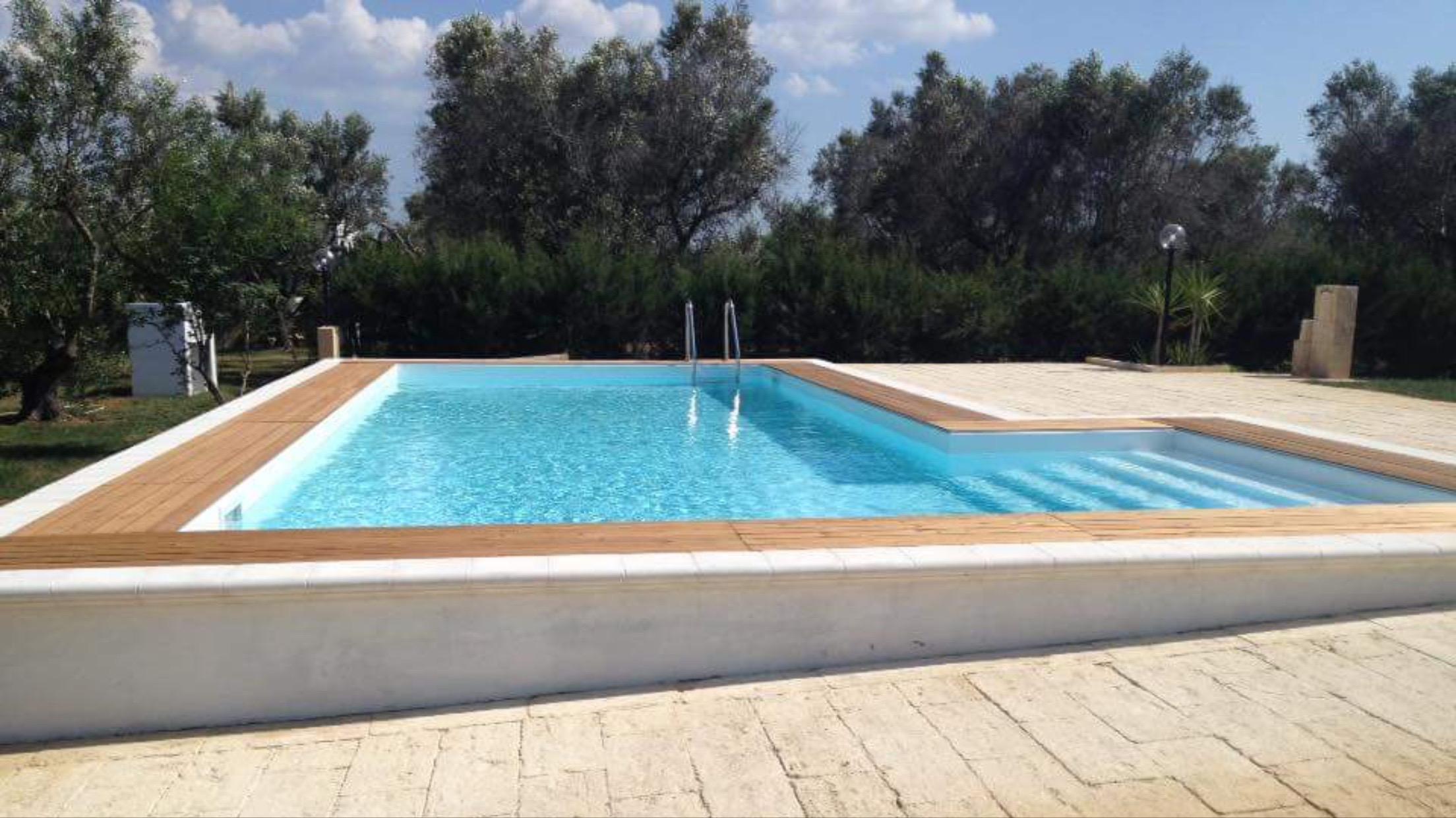 Le nostre realizzazioni di piscine a lecce e provincia - Piscine a lecce ...